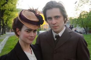 Lydia o Arvid